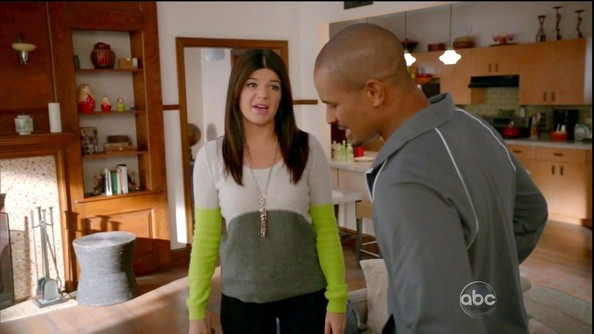 Casey Wilson Scoopneck Sweater
