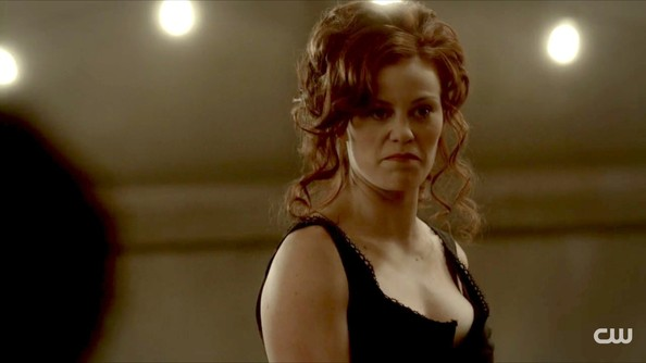 Cassidy Freeman Messy Updo