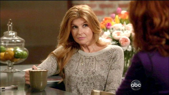 Connie Britton Crewneck Sweater