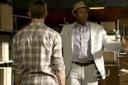 Cress Williams Button Down Shirt
