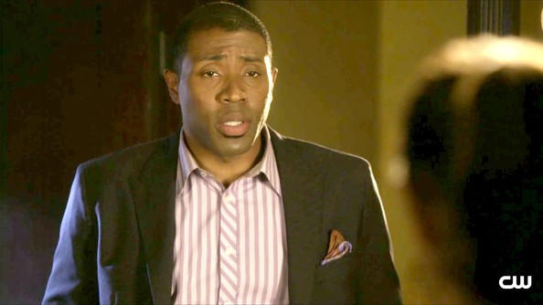 Cress Williams Clothes