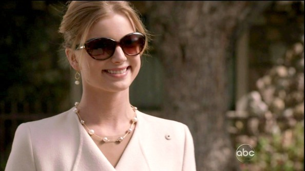 Emily VanCamp Cateye Sunglasses