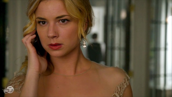 Emily VanCamp Beauty