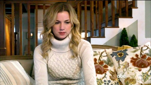 Emily VanCamp Turtleneck