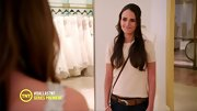 Jordana Brewster has the girl next door look down in this simple white T-shirt and jeans.