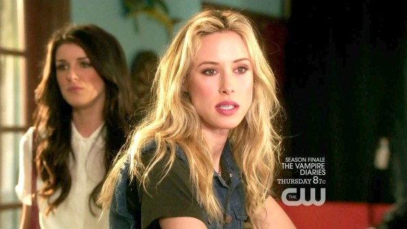 Gillian Zinser Hair