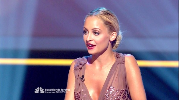 More Pics of Nicole Richie Berry Lipstick (1 of 6) - Nicole Richie Lookbook - StyleBistro