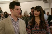Hannah Simone Day Dress