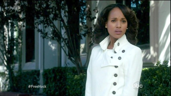 More Pics of Kerry Washington Blazer (4 of 15) - Blazer Lookbook - StyleBistro