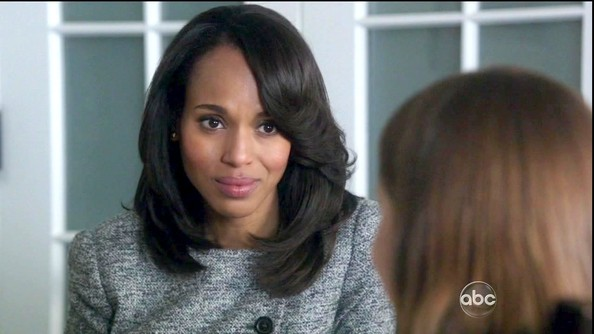 More Pics of Kerry Washington Wool Coat (1 of 37) - Wool Coat Lookbook - StyleBistro