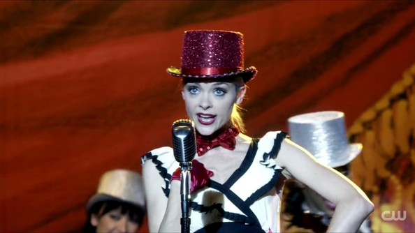 Jaime King Top Hat