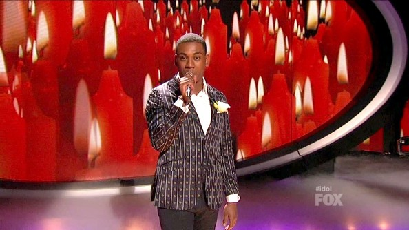Joshua Ledet Blazer