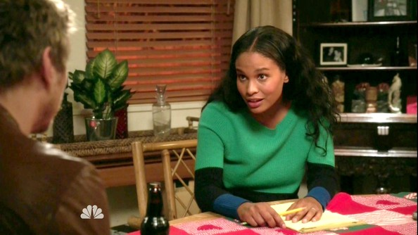 Joy Bryant Crewneck Sweater