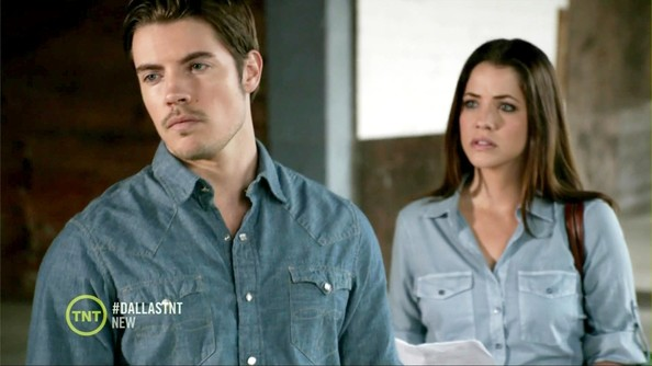 Julie Gonzalo Denim Shirt