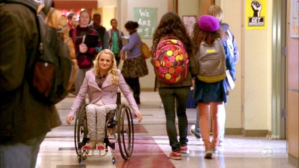 More Pics of Ali Stroker Shrug Sweater (2 of 5) - Ali Stroker Lookbook - StyleBistro