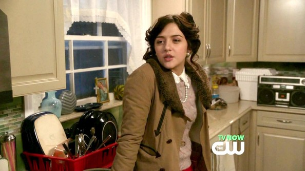 Katie Findlay Fitted Jacket