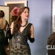 Leighton Meester's Beaded Gown on 'Gossip Girl'