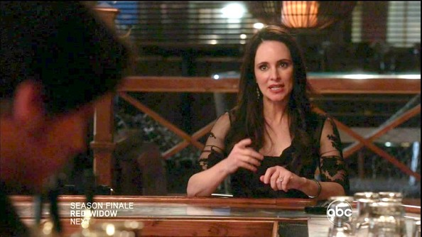More Pics of Madeleine Stowe Cocktail Dress (1 of 7) - Madeleine Stowe Lookbook - StyleBistro
