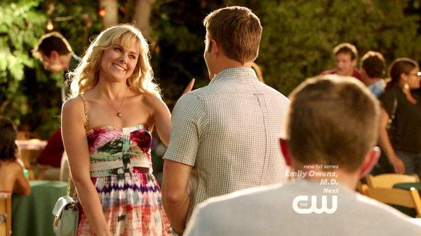Laura Bell Bundy Print Dress