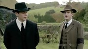 Dan Stevens' character, Matthew Crawley, looked like such a gentlemen in this brown fedora.