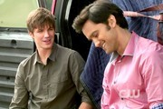 Matt Lanter Messy Cut