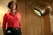 Meagan Good Leather Belt