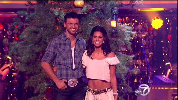 Melissa Rycroft Crop Top