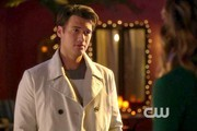 Nick Zano Trenchcoat