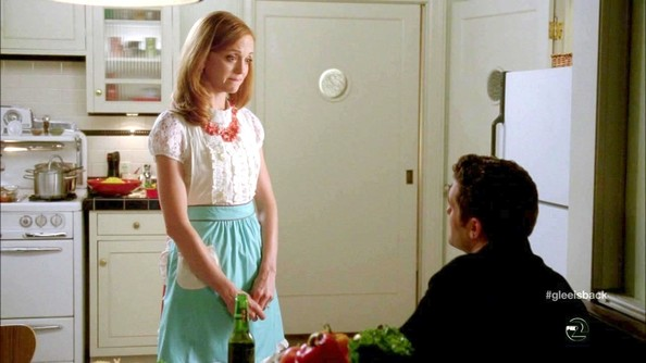 More Pics of Jayma Mays Flower Statement Necklace (1 of 15) - Jayma Mays Lookbook - StyleBistro