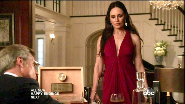 More Pics of Madeleine Stowe Evening Dress (2 of 10) - Madeleine Stowe Lookbook - StyleBistro