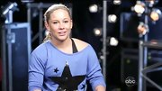 Shawn Johnson put a literal spin on 'Dancing With the Stars' with this celestial top.