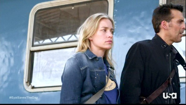 Piper Perabo Denim Jacket