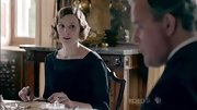 Laura Carmichael's finger waves were totally '20s progressive in 'Downton Abbey.'