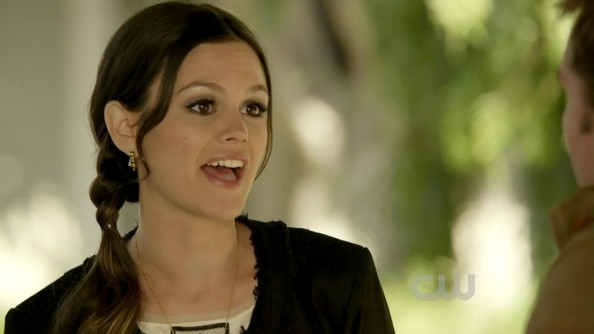 Rachel Bilson Long Braided Hairstyle