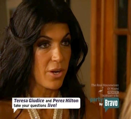 Teresa Giudice Accessories