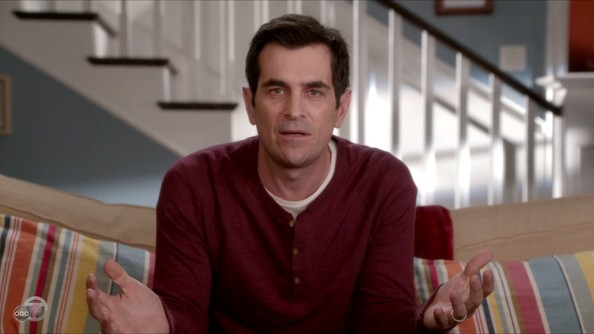 Ty Burrell Short Straight Cut