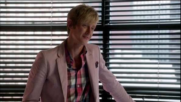 More Pics of Gabriel Mann Blazer (1 of 1) - Revenge Lookbook - StyleBistro