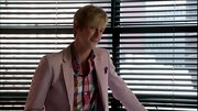 Gabriel Mann played with pastels on 'Revenge' in this pink blazer.
