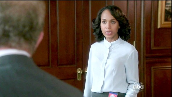 More Pics of Kerry Washington Blazer (5 of 6) - Kerry Washington Lookbook - StyleBistro