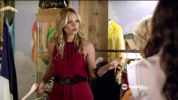 Vanessa Ray Clothes