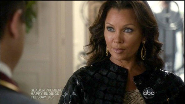 Vanessa Williams Evening Coat