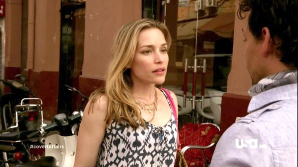 More Pics of Piper Perabo Shell Beaded Necklace (5 of 47) - Shell Beaded Necklace Lookbook - StyleBistro