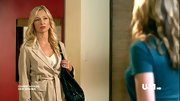 Kari Matchett kept things classic on 'Covert Affairs' with a timeless trench.