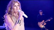 Connie Britton spiced up her stage wear on 'Nashville' with a Wonder Woman-style cuff.