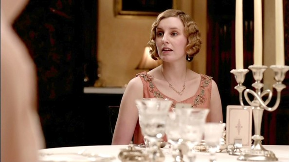 More Pics of Laura Carmichael Robe (2 of 5) - Laura Carmichael Lookbook - StyleBistro