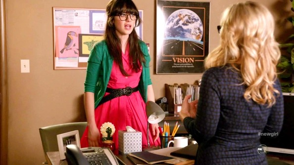 More Pics of Rachael Harris Long Curls with Bangs (1 of 2) - Rachael Harris Lookbook - StyleBistro