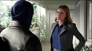 Emily VanCamp sported this basic black blazer for her look on a recent episode of 'Revenge.'