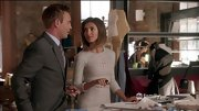 India de Beaufort turned heads on 'Jane By Design' in a sensational mesh sweater dress.