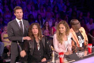 Steven Tyler Jennifer Lopez American Idol Season 11 Episode 37