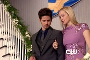 Connor Paolo and Kelly Rutherford Photo
